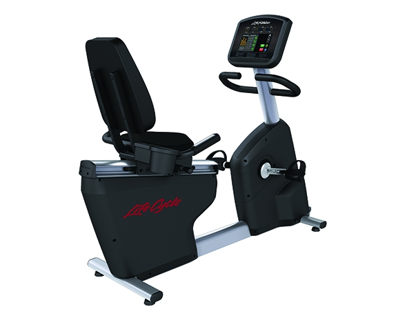 美国力健(Life Fitness)Activate 靠背式健身单车