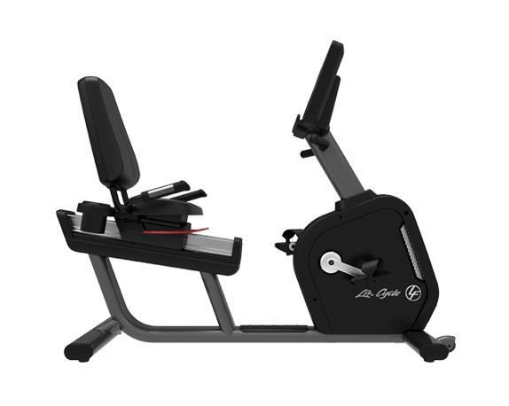 美国力健(Life Fitness)Integrity荣跃 DX靠背式健身单车