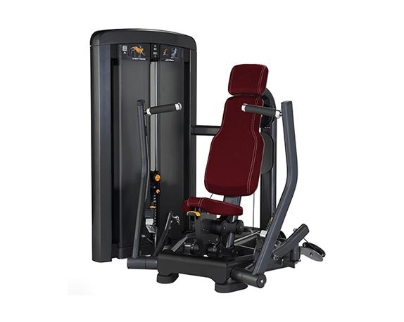 美国力健(Life Fitness)Insignia系列 坐式胸肌推举训练器SSCP