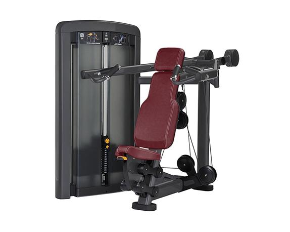 美国力健(Life Fitness)坐式肩膊推举训练器SSSP