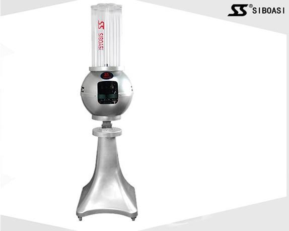 YS9000尊贵时尚型智能羽毛球训练系统