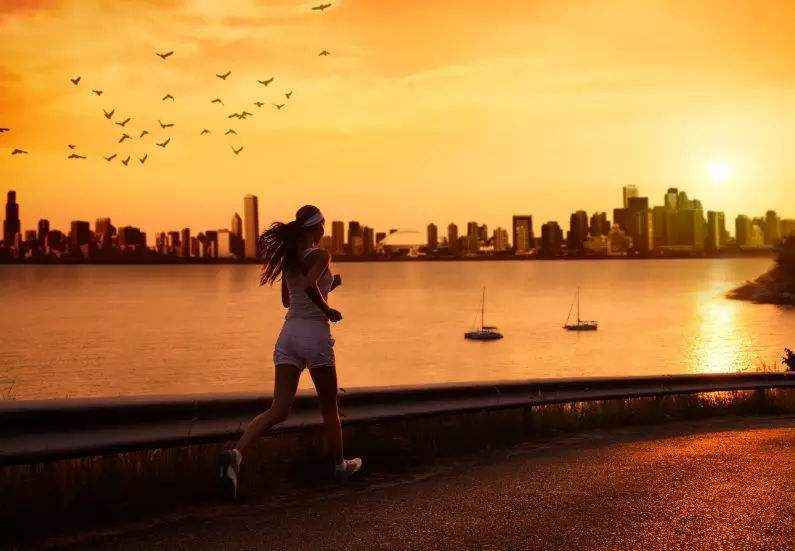 跑步机上跑步正确呼吸方法是什么?