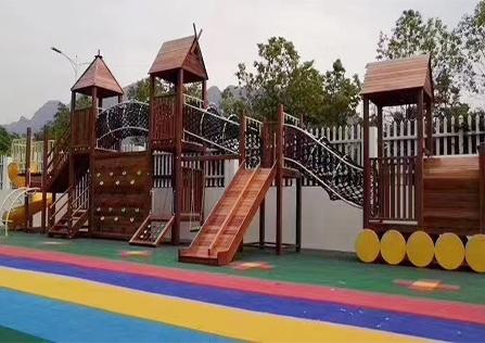 幼儿小学儿童运动游乐场