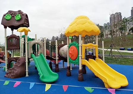 子弟学校儿童游乐场