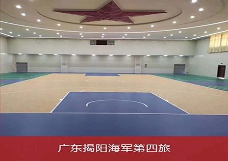 机关、企业事业单位健身室内运动场