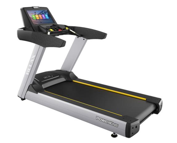 英吉多 RELAX 商用跑步机 PK12LT 液晶显示