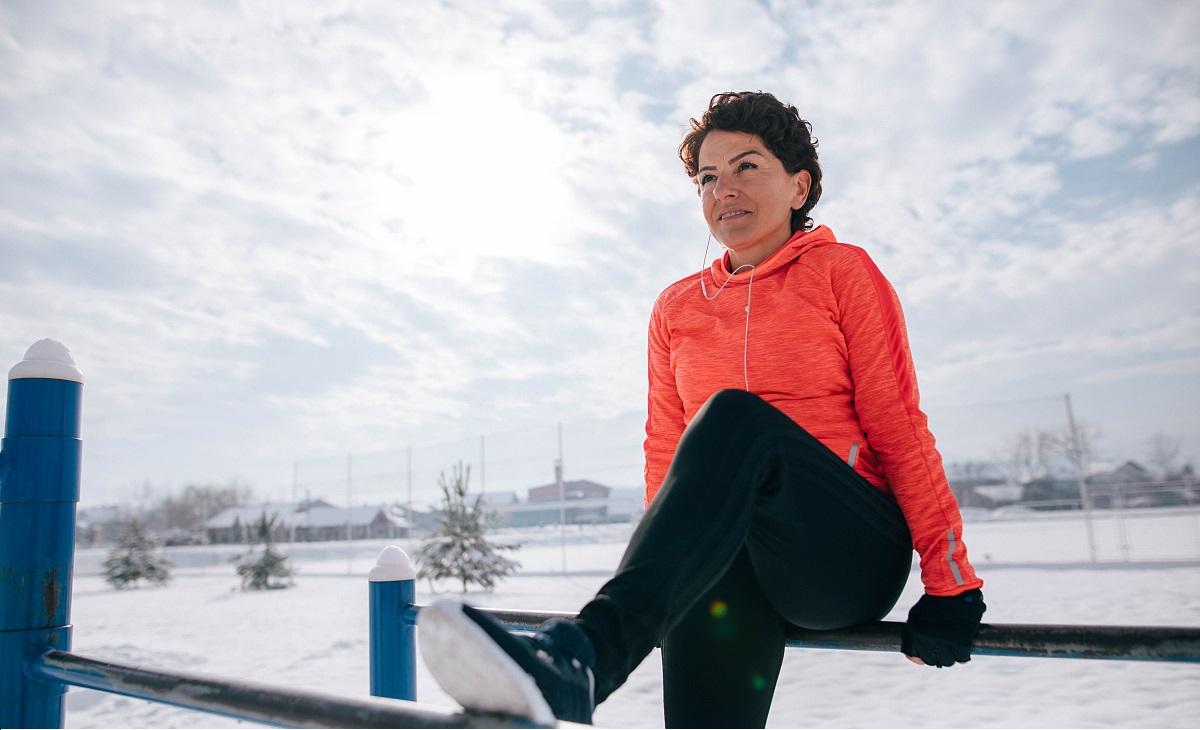 为什么耐力选手应在冬季做力量训练?