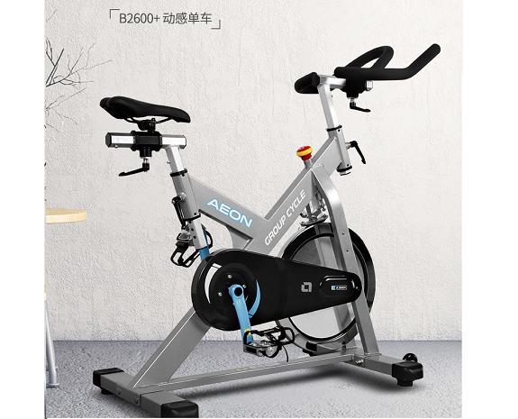 美国正伦AEON商用动感单车B2600+
